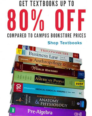 Shop Textbooks